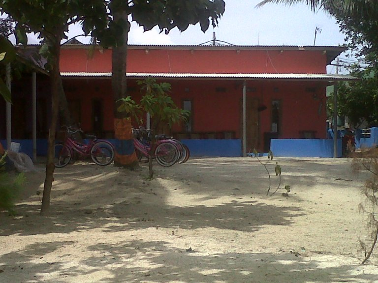 tidung home stay