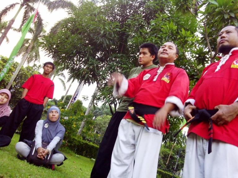 pelatih silat al-azhar