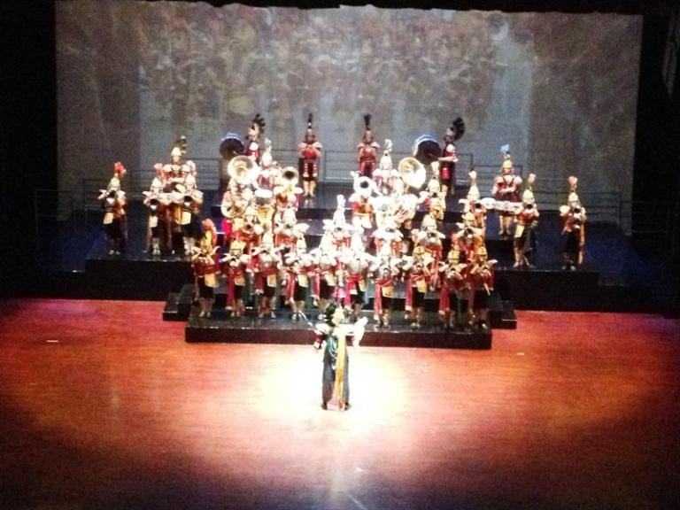 Marching Band Gaya Romawi