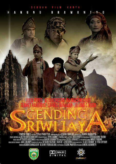Ini Poster Jadulnya Gending Sriwijaya sebelum diubah ke Poster yg sekarang