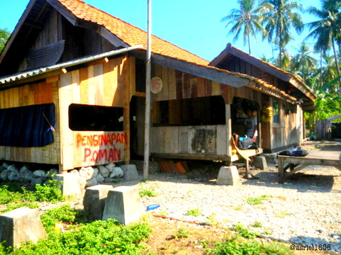Our Small Cottage..hmm..feels like hommy..not commercial cottage. This is belong to Villager