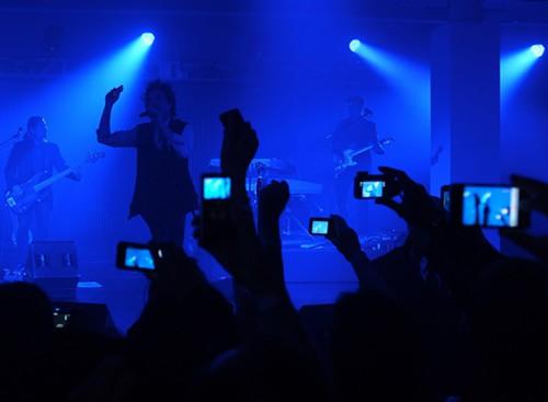Smartphone-at-Concert