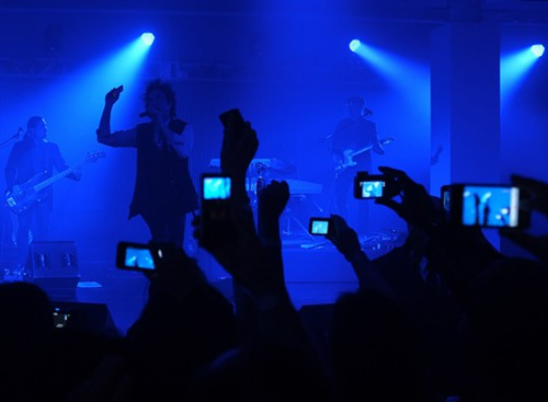 Smartphone-at-Concert