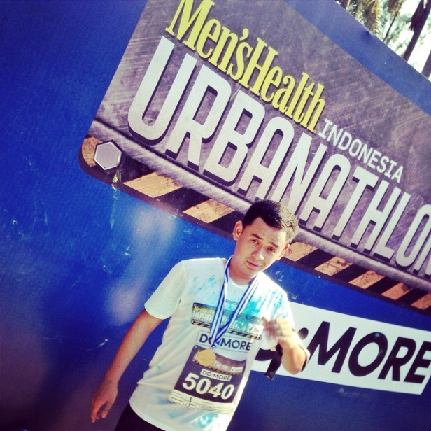 To my fellow Urbanathletes, Congratulations!