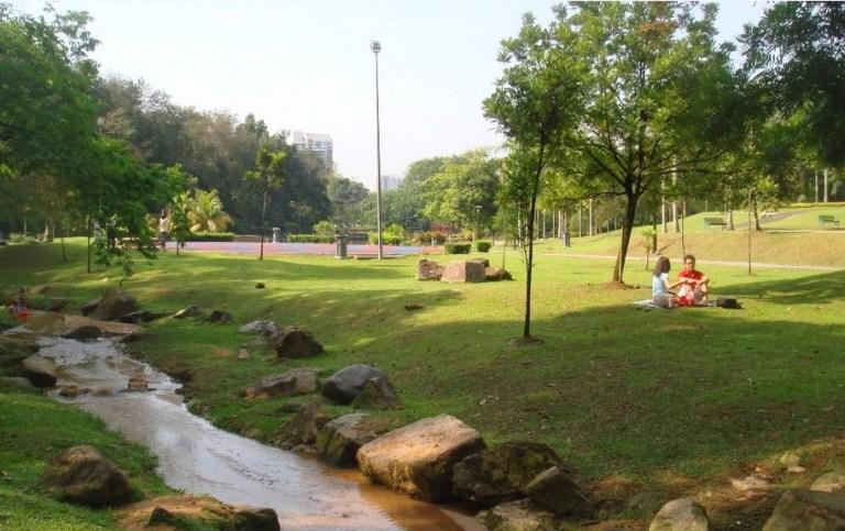 taman lembah kiara KL